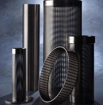 Well Screens - Stainless Steel Screens and Casings