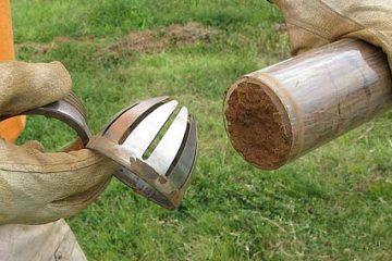 Soil Sampler Tooling