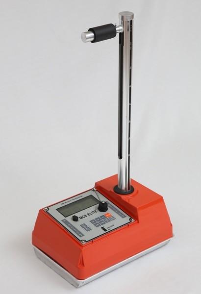 Nuclear Density Meter : Instrotek mc elite nuclear soil moisture density gauge