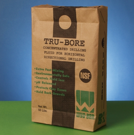 Wyo-Ben TRU-BORE® Bentonite, 50 lb  Bag