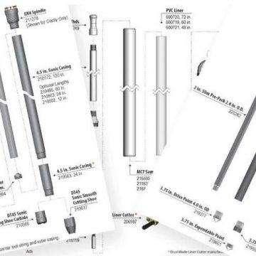 Geoprobe® Tool String Diagrams